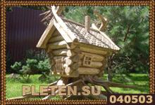 домик украшение для двора