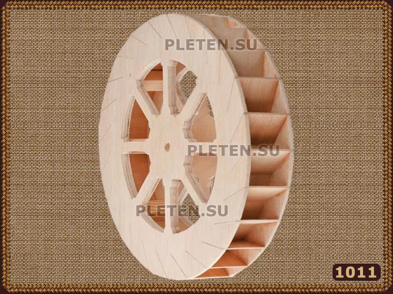 Как сделать колесо мельницы 452