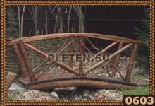 мостик деревенский стиль